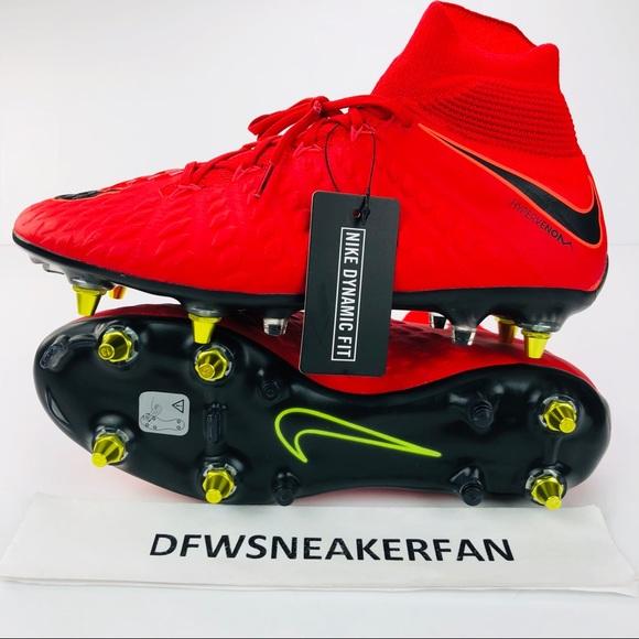 wholesale dealer ddd1e 41116 Nike Hypervenom Phantom 3 ACC Soccer Cleats Men 10